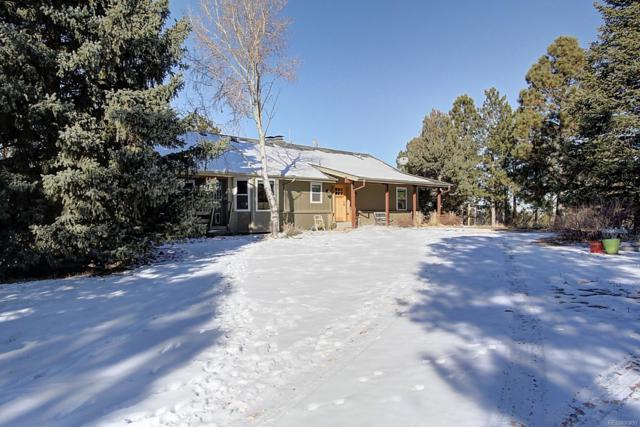 6784 Chalet Circle, Parker, CO 80134 (#3275276) :: The DeGrood Team