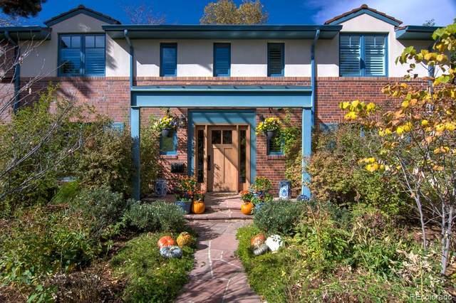 301 Dexter Street, Denver, CO 80220 (#3275748) :: The Artisan Group at Keller Williams Premier Realty