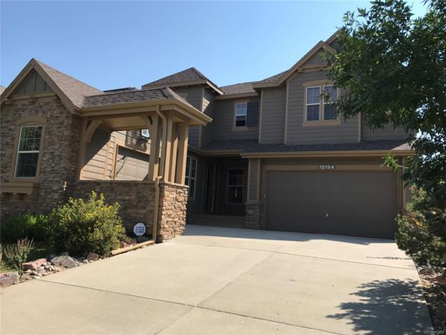 12154 Windy Trail Lane, Parker, CO 80138 (#3275830) :: Mile High Luxury Real Estate