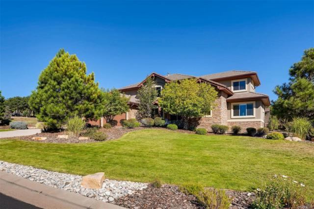 4969 Wilderness Place, Parker, CO 80134 (#3276301) :: The HomeSmiths Team - Keller Williams