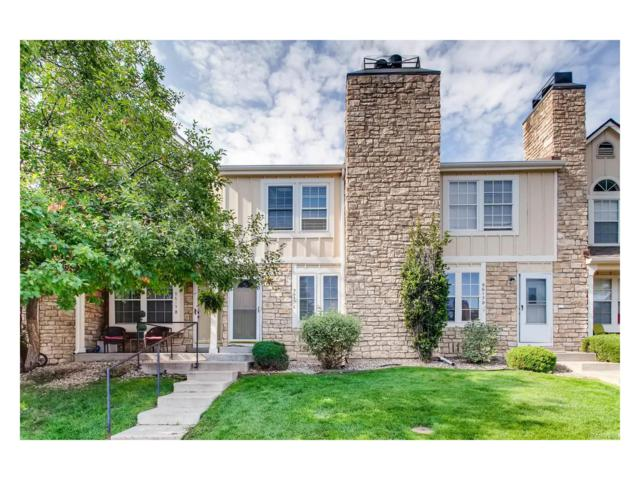 9615 W Chatfield Avenue C, Littleton, CO 80128 (#3276838) :: Ford and Associates