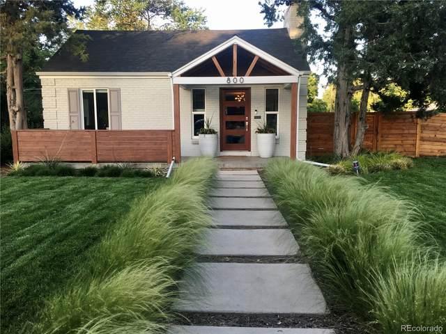 800 Krameria Street, Denver, CO 80220 (#3276961) :: Berkshire Hathaway Elevated Living Real Estate