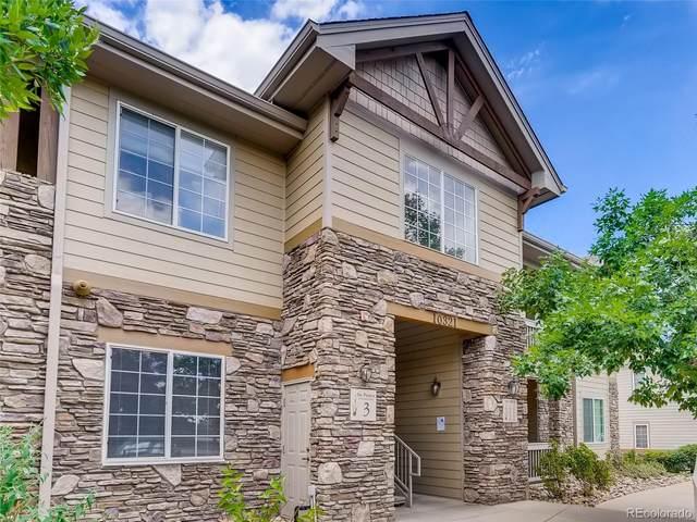 10321 W Girton Drive #101, Lakewood, CO 80227 (#3277100) :: My Home Team