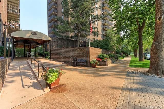 460 S Marion Parkway #502, Denver, CO 80209 (#3277358) :: Venterra Real Estate LLC