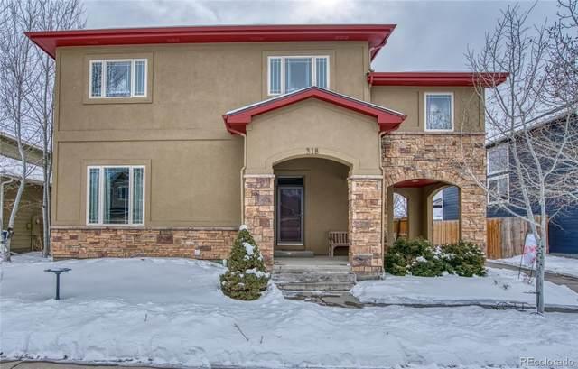 318 Brophy Court, Frederick, CO 80530 (MLS #3277445) :: 8z Real Estate