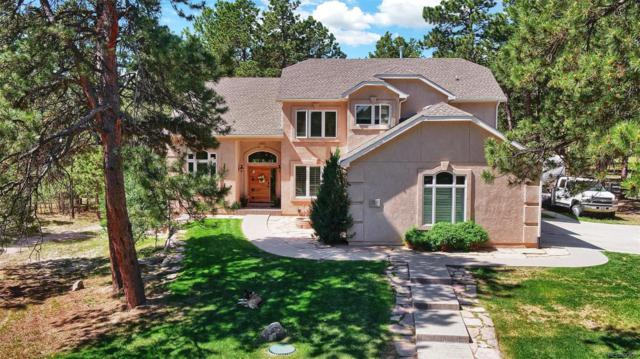 18240 Archers Drive, Monument, CO 80132 (#3277463) :: The DeGrood Team