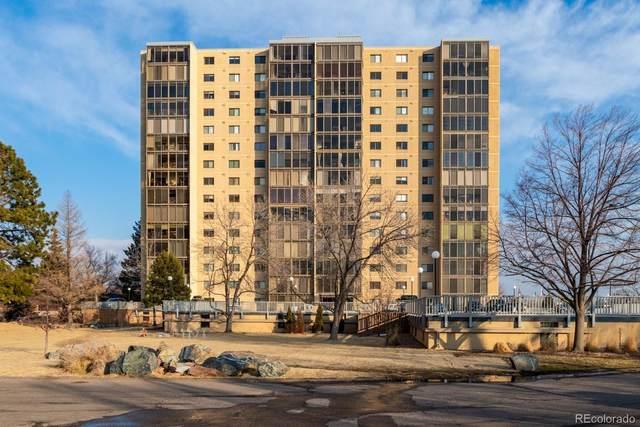 7877 E Mississippi Avenue #806, Denver, CO 80247 (MLS #3277490) :: 8z Real Estate