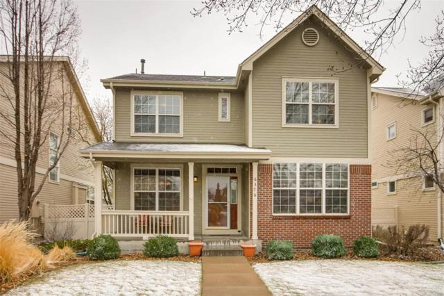 6376 Utica Court, Arvada, CO 80003 (#3277502) :: The Peak Properties Group
