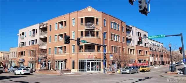 1275 Washington Avenue R408, Golden, CO 80401 (#3277532) :: Arnie Stein Team | RE/MAX Masters Millennium