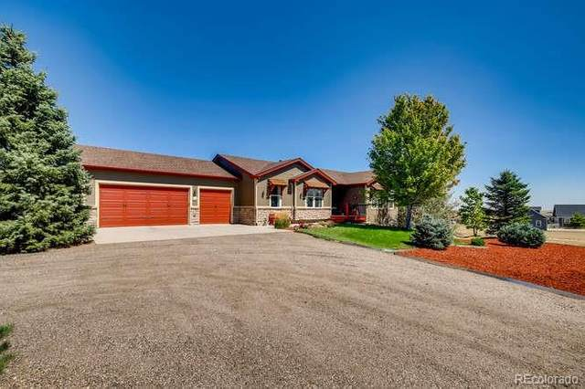 3519 Zane Gray Loop, Parker, CO 80138 (MLS #3277639) :: 8z Real Estate