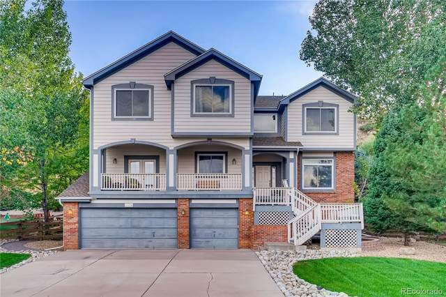 7179 Red Mesa Drive, Littleton, CO 80125 (#3277963) :: The DeGrood Team