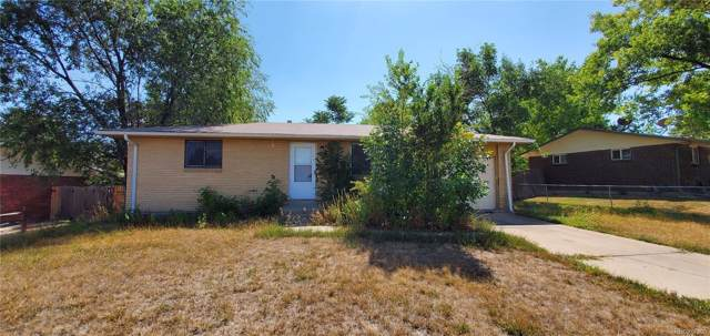6206 W 77th Drive, Arvada, CO 80003 (#3278086) :: The Peak Properties Group