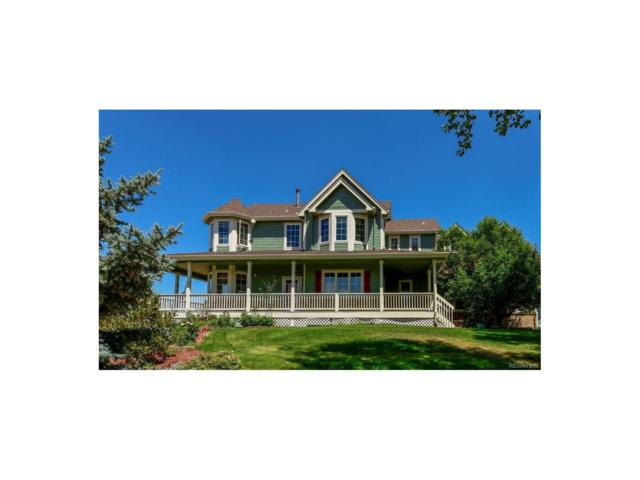 41412 N Pinefield Circle, Parker, CO 80138 (MLS #3278334) :: 8z Real Estate