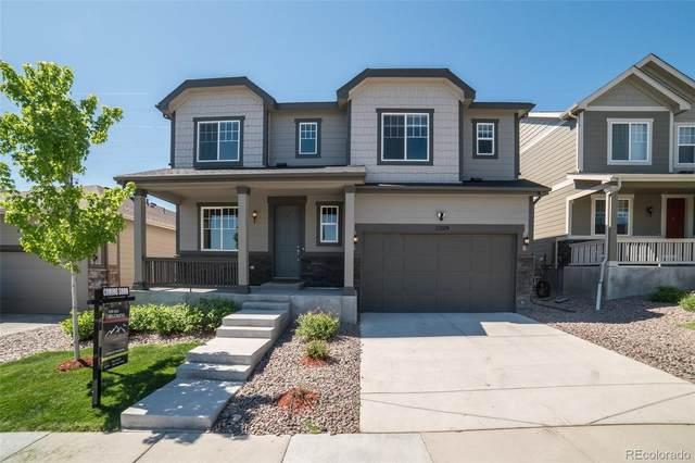 11229 Endeavor Drive, Parker, CO 80134 (MLS #3278467) :: 8z Real Estate