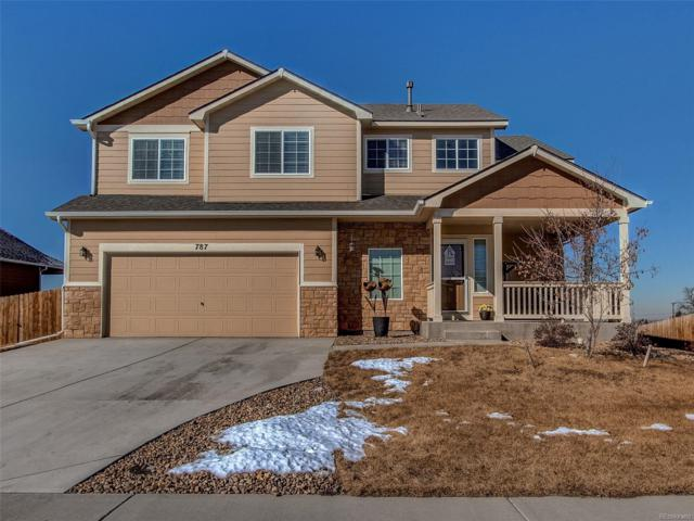 787 Rodgers Circle, Platteville, CO 80651 (#3278693) :: The City and Mountains Group