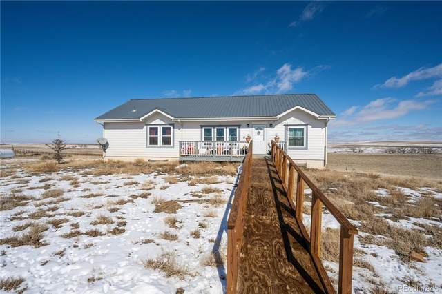 41501 County Road 153, Agate, CO 80101 (#3278752) :: My Home Team