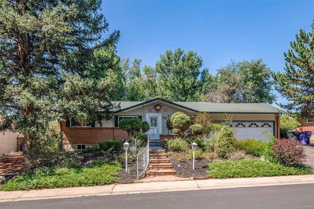 2945 S Zurich Court, Denver, CO 80236 (MLS #3279021) :: Bliss Realty Group
