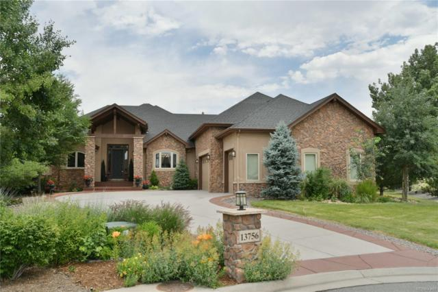 13756 W 76th Place, Arvada, CO 80005 (#3279265) :: Bring Home Denver