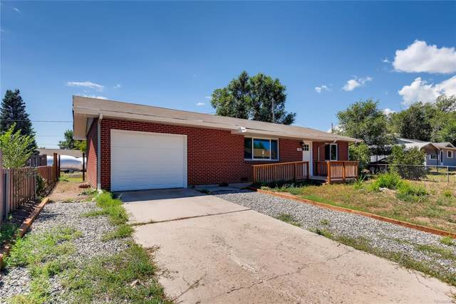 401 Crest Street, Fountain, CO 80817 (#3279266) :: The Heyl Group at Keller Williams
