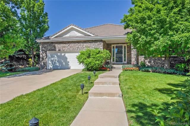 66 Blue Heron Lane, Greenwood Village, CO 80121 (#3279295) :: Portenga Properties