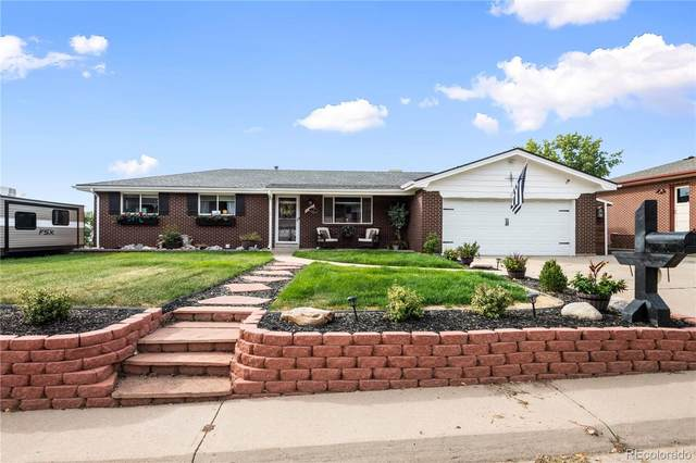 8232 W 70th Place, Arvada, CO 80004 (#3279314) :: Mile High Luxury Real Estate
