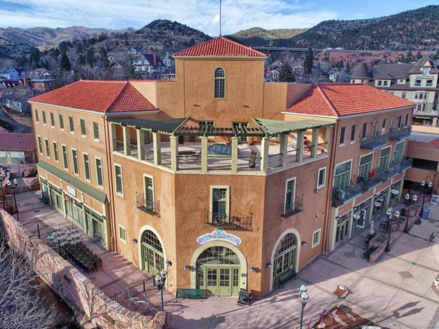 934 Manitou Avenue #205, Manitou Springs, CO 80829 (MLS #3280136) :: 8z Real Estate