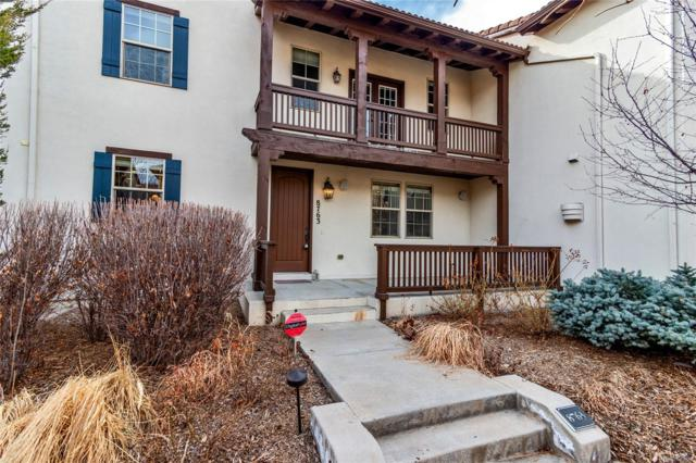 8763 E 29th Place, Denver, CO 80238 (#3280192) :: My Home Team