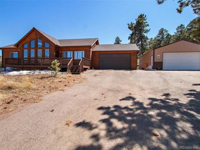 730 Aspen Drive, Bailey, CO 80421 (MLS #3280796) :: 8z Real Estate