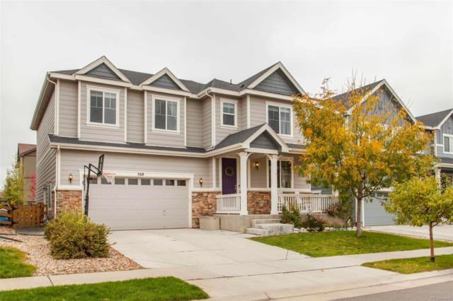 568 Gallegos Circle, Erie, CO 80516 (MLS #3281245) :: 8z Real Estate