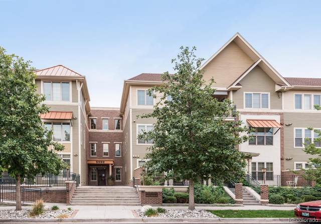 5592 S Nevada Street #201, Littleton, CO 80120 (MLS #3281254) :: 8z Real Estate