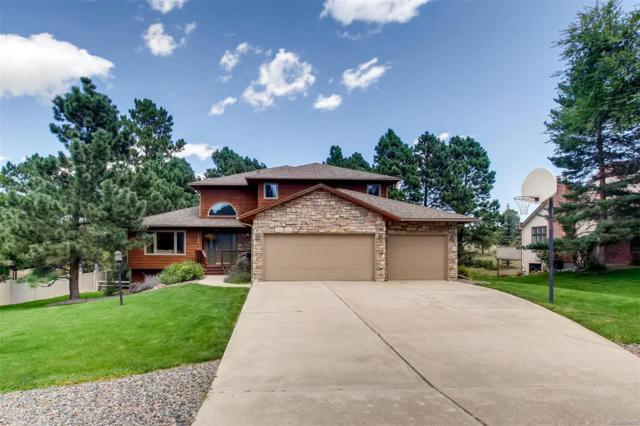 7509 E Windlawn Way, Parker, CO 80134 (#3281650) :: The Peak Properties Group