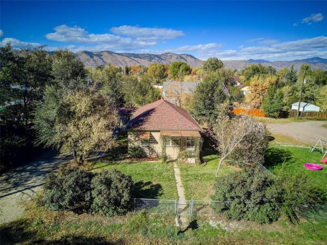 655 Kendrick Street, Golden, CO 80401 (#3281708) :: The City and Mountains Group