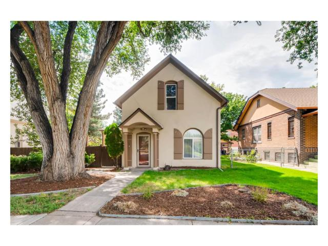1723 S Logan Street, Denver, CO 80210 (MLS #3281996) :: 8z Real Estate