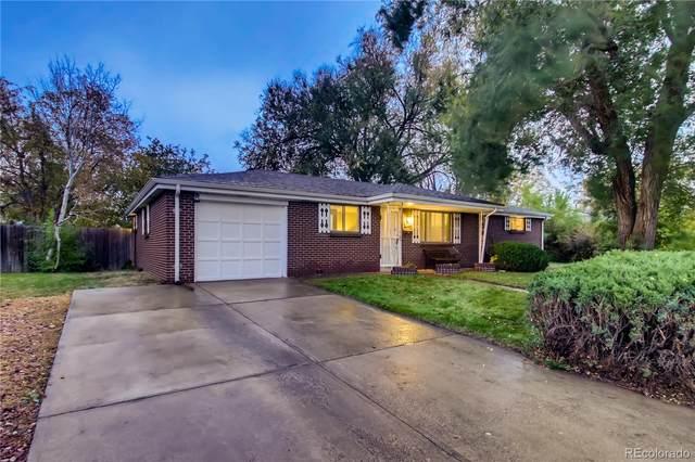 4540 Field Street, Wheat Ridge, CO 80033 (#3282030) :: Peak Properties Group