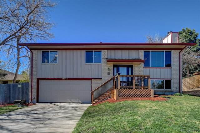 13146 W Green Mountain Drive, Lakewood, CO 80228 (#3282560) :: The Colorado Foothills Team | Berkshire Hathaway Elevated Living Real Estate