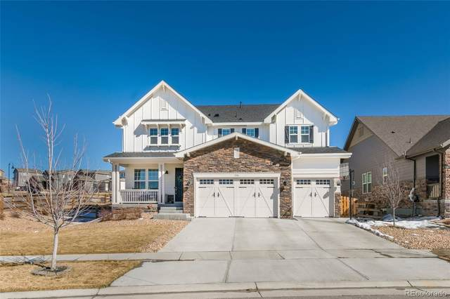 7990 S Flat Rock Way, Aurora, CO 80016 (#3282809) :: Mile High Luxury Real Estate