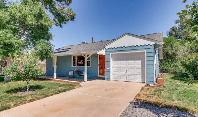 2163 W Arbor Avenue, Littleton, CO 80120 (#3283353) :: The Pete Cook Home Group