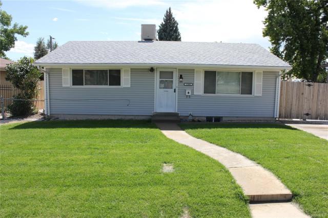 1360 Sheldon Drive, Denver, CO 80229 (MLS #3283439) :: Kittle Real Estate