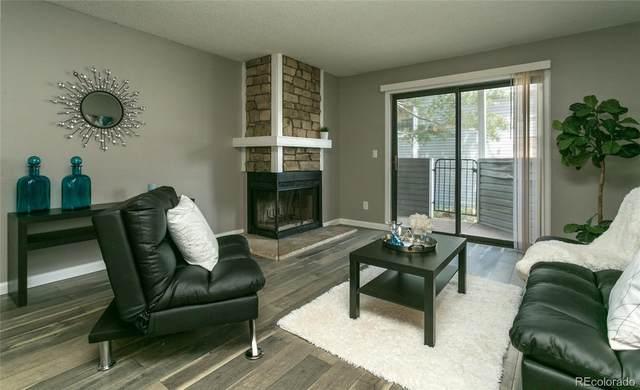 923 S Zeno Way #108, Aurora, CO 80017 (MLS #3283616) :: 8z Real Estate