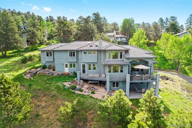 25047 Foothills Drive, Golden, CO 80401 (#3283742) :: Berkshire Hathaway HomeServices Innovative Real Estate