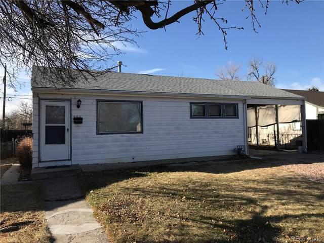 725 Kingston Street, Aurora, CO 80010 (#3284293) :: Mile High Luxury Real Estate