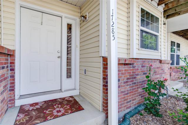 17285 E Ford Drive, Aurora, CO 80017 (#3284346) :: Wisdom Real Estate