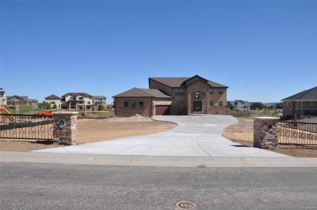 7343 Upton Court, Castle Rock, CO 80104 (#3284763) :: The Heyl Group at Keller Williams