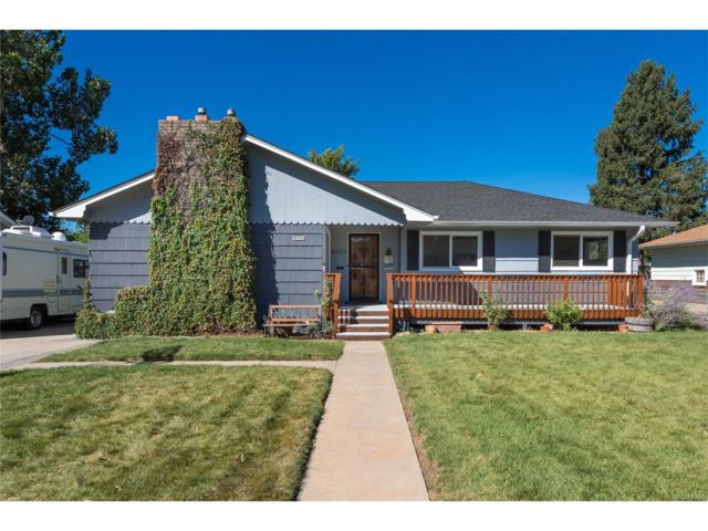 4925 S Galapago Street, Englewood, CO 80110 (#3284882) :: The Sold By Simmons Team
