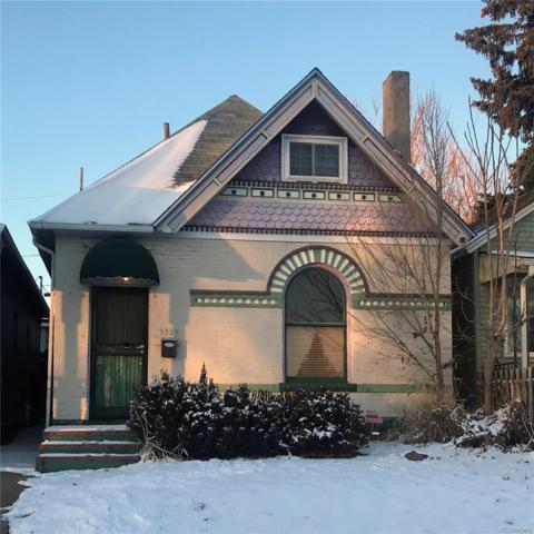 3329 W 25th Avenue, Denver, CO 80211 (#3285107) :: 5281 Exclusive Homes Realty