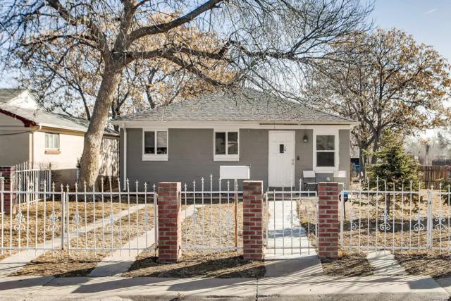 1600 Valentia Street, Denver, CO 80220 (#3285334) :: The Heyl Group at Keller Williams