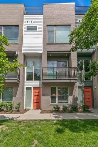 1014 Acoma Street, Denver, CO 80204 (MLS #3285902) :: Find Colorado