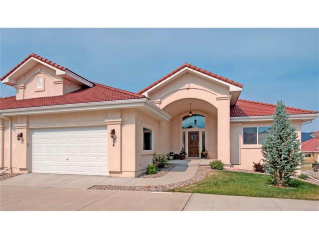 354 Mountain Brush Heights, Colorado Springs, CO 80921 (MLS #3286347) :: 8z Real Estate