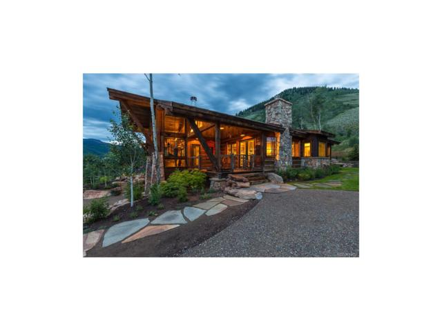 938 Round Mountain Road, Crested Butte, CO 81224 (MLS #3286772) :: 8z Real Estate