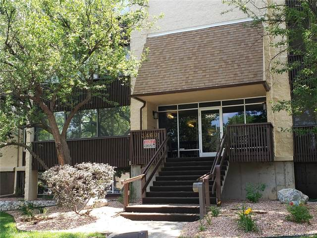 3460 S Poplar Street #107, Denver, CO 80224 (MLS #3286803) :: 8z Real Estate